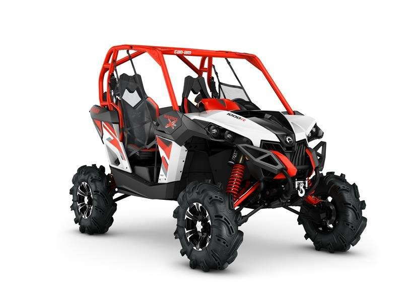 2016 Can-Am Maverick X mr in Enfield, Connecticut