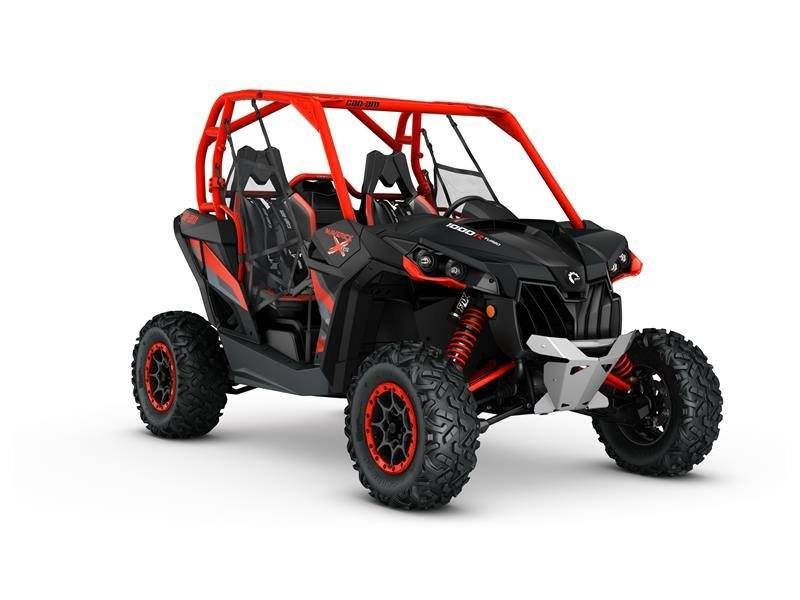 2016 Can-Am Maverick X rs Turbo in Seiling, Oklahoma