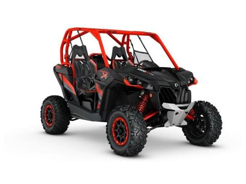 2016 Can-Am Maverick X rs Turbo in Claysville, Pennsylvania