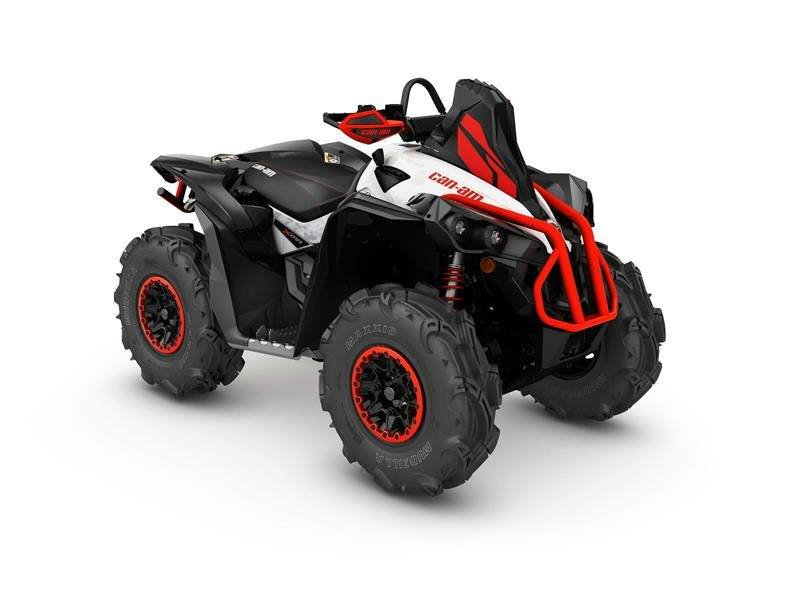 2017 Can-Am Renegade X mr 570 for sale 6509
