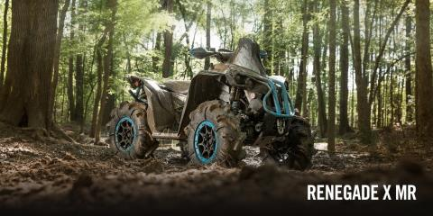2017 Can-Am Renegade X mr 570 in Dearborn Heights, Michigan