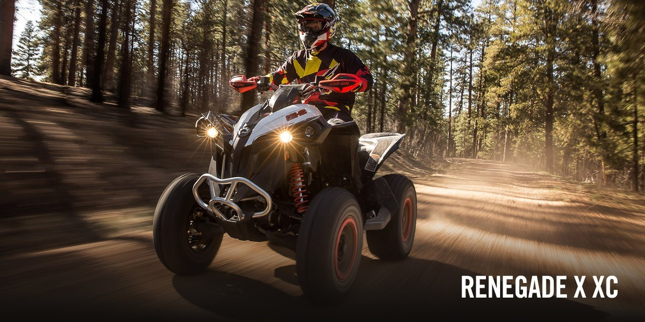 2017 Can-Am Renegade X xc 850 in Corona, California