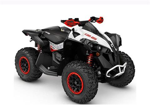 2017 Can-Am Renegade X xc 850 in Tyrone, Pennsylvania