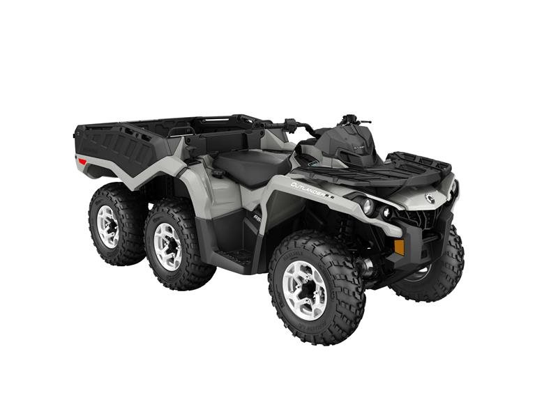2017 Can-Am Outlander 6x6 DPS 650 in Florence, Colorado