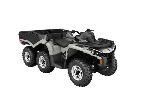2017 Can-Am Outlander 6x6 DPS 650 in Massapequa, New York