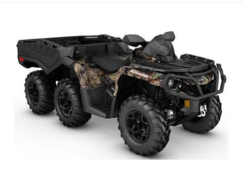 2017 Can-Am Outlander 6x6 XT 1000 in Massapequa, New York