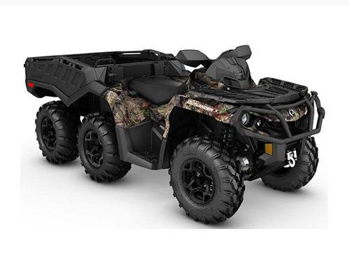 2017 Can-Am Outlander 6x6 XT 1000 in Tyrone, Pennsylvania