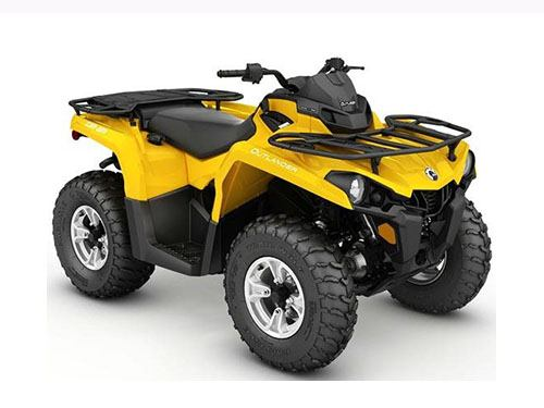 2017 Can-Am Outlander DPS 450 in Las Vegas, Nevada