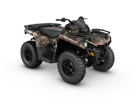 2017 Can-Am Outlander DPS 570 in Lancaster, New Hampshire