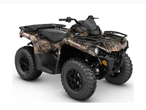 2017 Can-Am Outlander DPS 570 in Franklin, Ohio