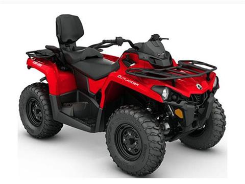 2017 Can-Am Outlander MAX 450 in Albemarle, North Carolina