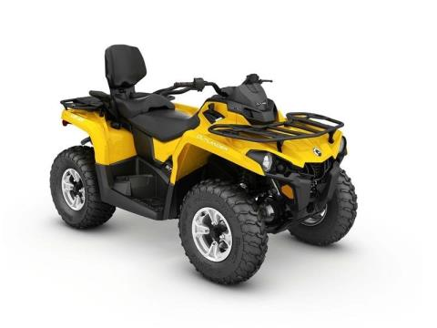 2017 Can-Am Outlander MAX DPS 570 in Claysville, Pennsylvania