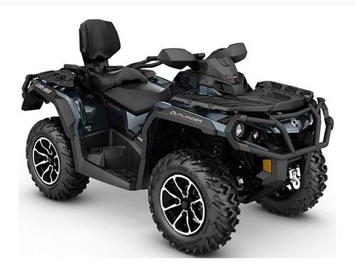 2017 Can-Am Outlander MAX Limited 1000 in El Campo, Texas
