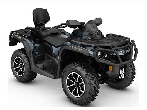 2017 Can-Am Outlander MAX Limited 1000 in Cambridge, Ohio