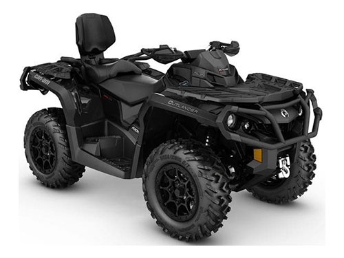 2017 Can-Am Outlander MAX XT-P 850 in Garden City, Kansas