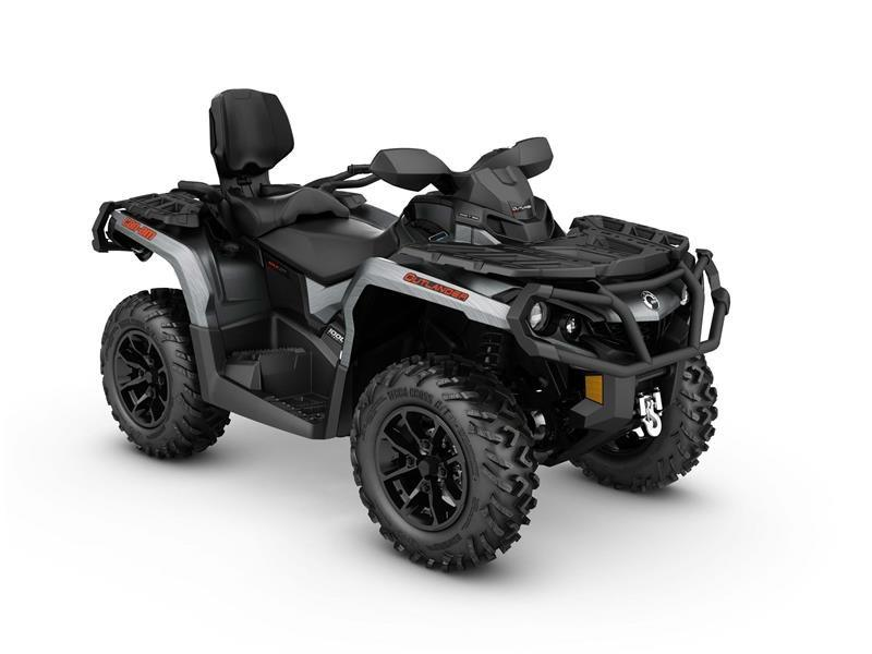 2017 Can-Am Outlander MAX XT 1000R for sale 2607