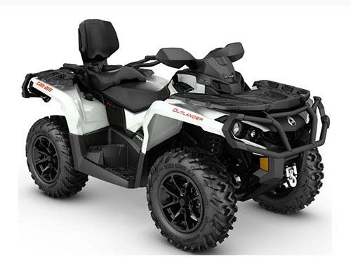 2017 Can-Am Outlander MAX XT 1000R in Bennington, Vermont