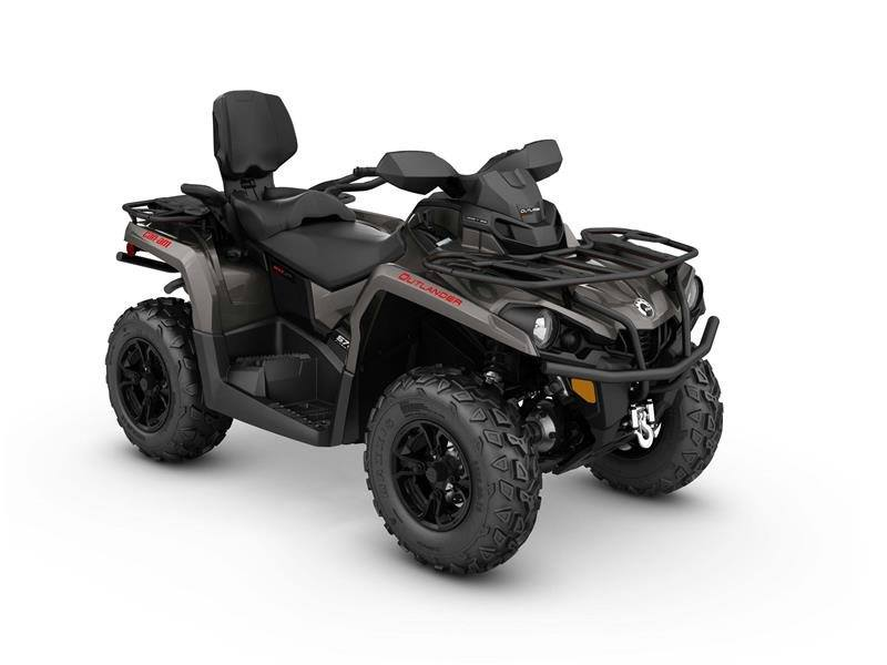 2017 Can-Am Outlander MAX XT 570 for sale 1280