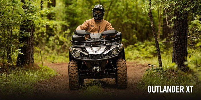 2017 Can-Am Outlander MAX XT 570 in Chillicothe, Missouri