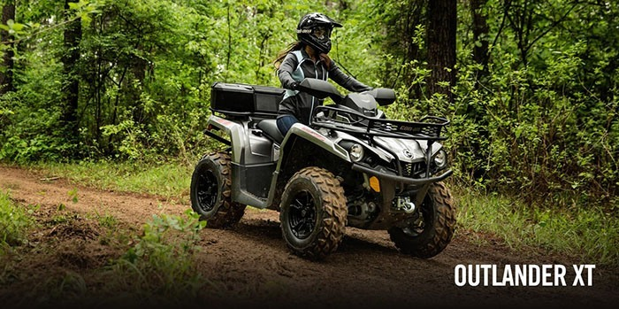 2017 Can-Am Outlander MAX XT 570 in Moorpark, California