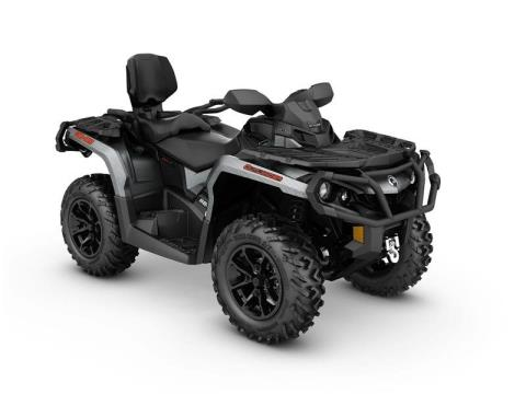 2017 Can-Am Outlander MAX XT 650 in Cochranville, Pennsylvania