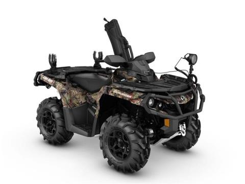 2017 Can-Am Outlander Mossy Oak Hunting Edition 1000R in Huron, Ohio