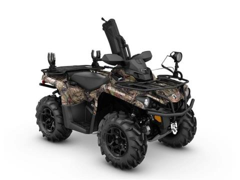 2017 Can-Am Outlander Mossy Oak Hunting Edition 570 in Grimes, Iowa