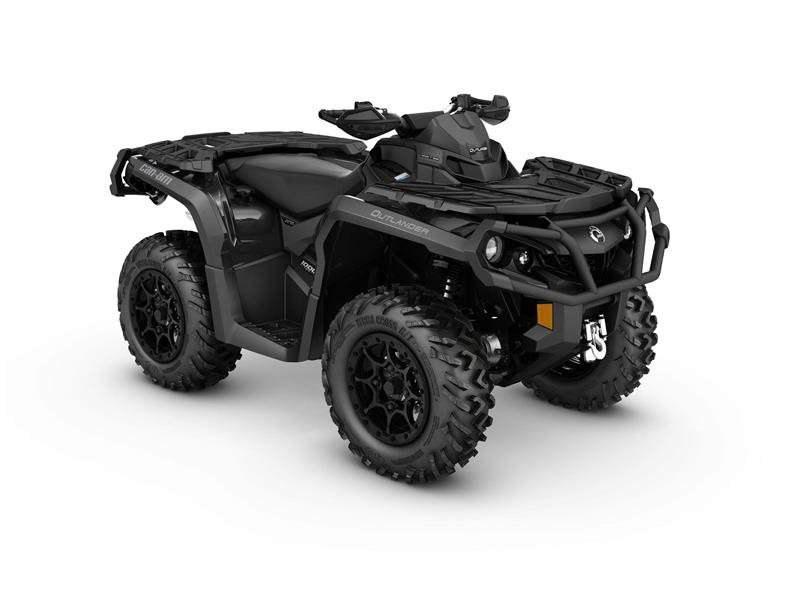 2017 Can-Am Outlander XT-P 1000R for sale 4448