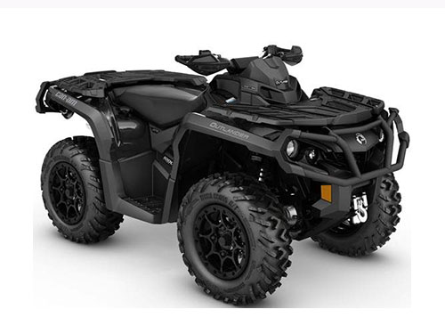 2017 Can-Am Outlander XT-P 850 in Waterbury, Connecticut