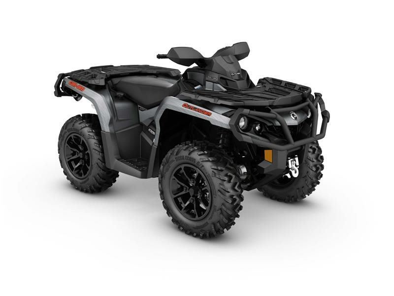 2017 Can-Am Outlander XT 1000R for sale 1044