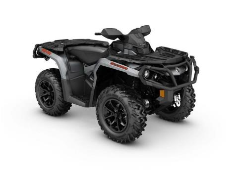 2017 Can-Am Outlander XT 1000R in Lancaster, New Hampshire