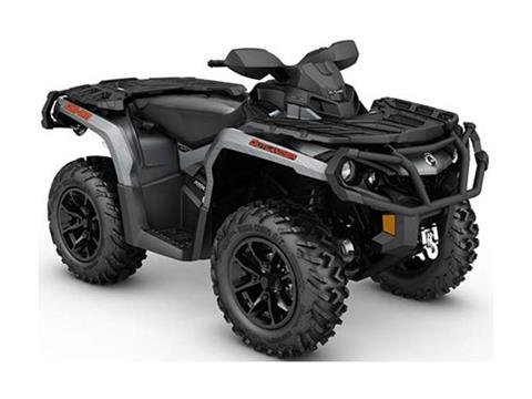 2017 Can-Am Outlander XT 1000R in Seiling, Oklahoma