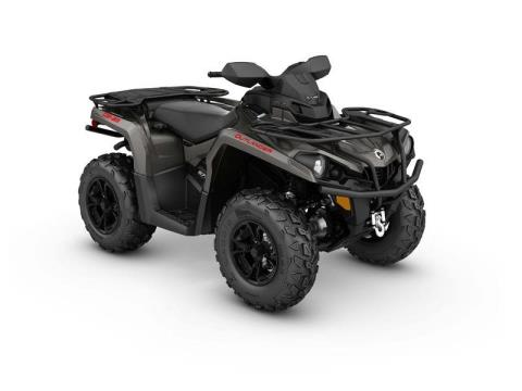 2017 Can-Am Outlander XT 570 in Castaic, California