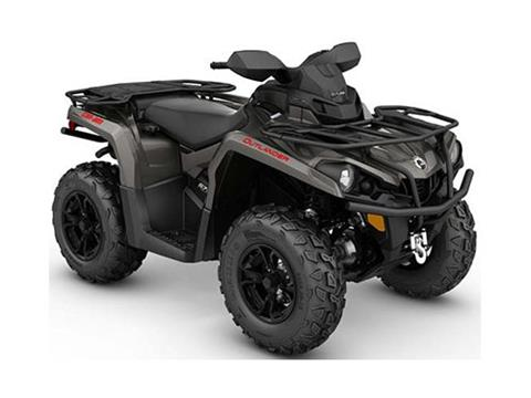 2017 Can-Am Outlander XT 570 in Bennington, Vermont