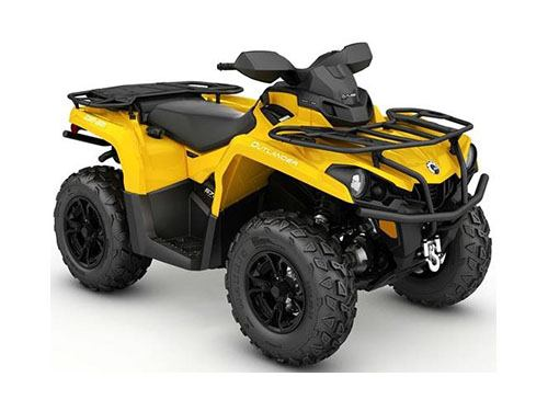 2017 Can-Am Outlander XT 570 in Clovis, New Mexico