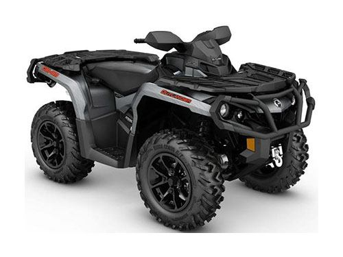 2017 Can-Am Outlander XT 650 in Baldwin, Michigan