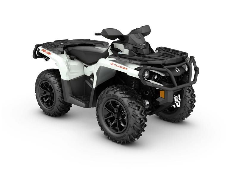 2017 Can-Am Outlander XT 650 for sale 3102