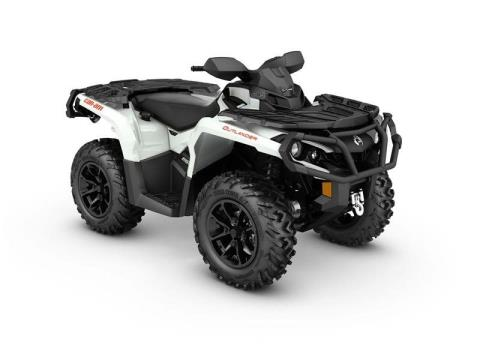 2017 Can-Am Outlander XT 650 in De Forest, Wisconsin