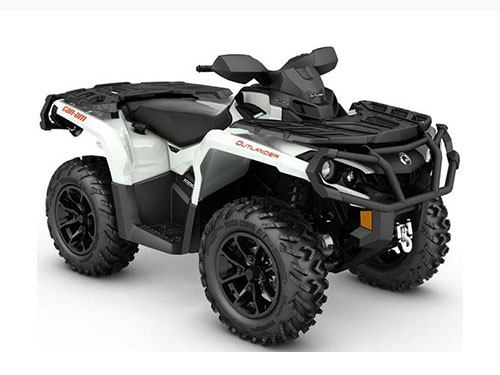 2017 Can-Am Outlander XT 650 in Augusta, Maine
