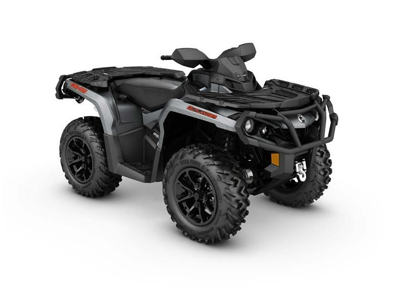 2017 Can-Am Outlander XT 850 for sale 1448