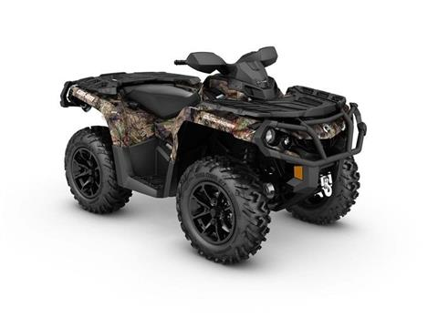 2017 Can-Am Outlander XT 850 in Johnson Creek, Wisconsin