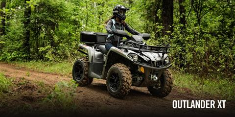 2017 Can-Am Outlander XT 850 in Woodinville, Washington