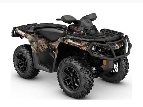 2017 Can-Am Outlander XT 850 in Batavia, Ohio