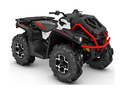 2017 Can-Am Outlander X mr 570 in Springfield, Ohio