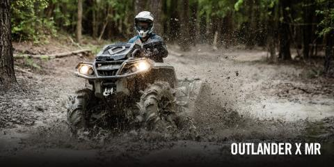 2017 Can-Am Outlander X mr 570 in Leland, Mississippi
