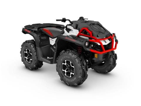 2017 Can-Am Outlander X mr 650 in Pine Bluff, Arkansas