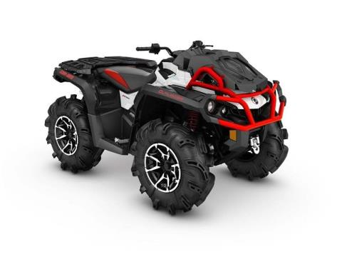 2017 Can-Am Outlander X mr 850 in Leesville, Louisiana