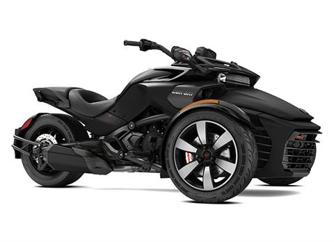 2017 Can-Am Spyder F3-S SE6 in Massapequa, New York