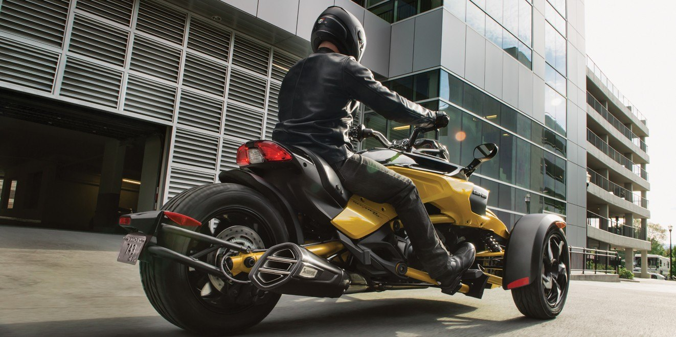 2017 Can-Am Spyder F3-S SE6 in Waterbury, Connecticut
