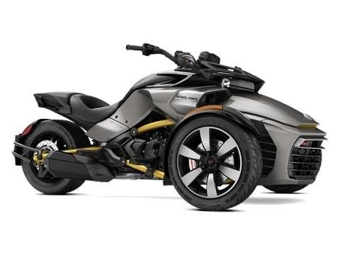 2017 Can-Am Spyder F3-S SE6 in Goldsboro, North Carolina